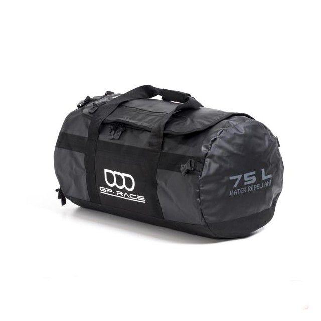 75 L BLACK TRAVEL BAG