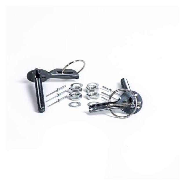 TITANIUM ALUMINUM BONNET PIN KIT